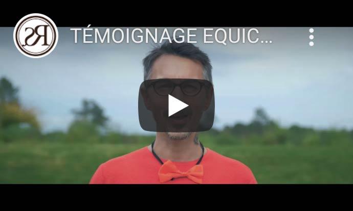 Vidéo témoignage Equicoaching